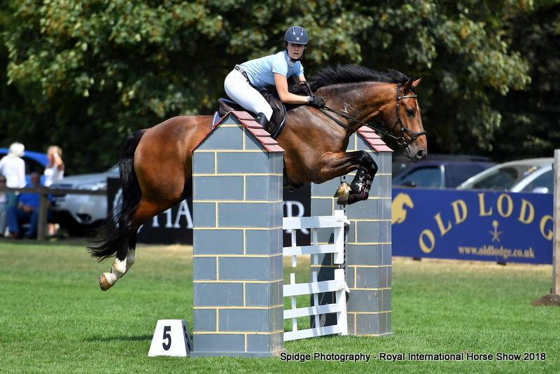 Our Experience at Hickstead 2018 - Georgie Wood