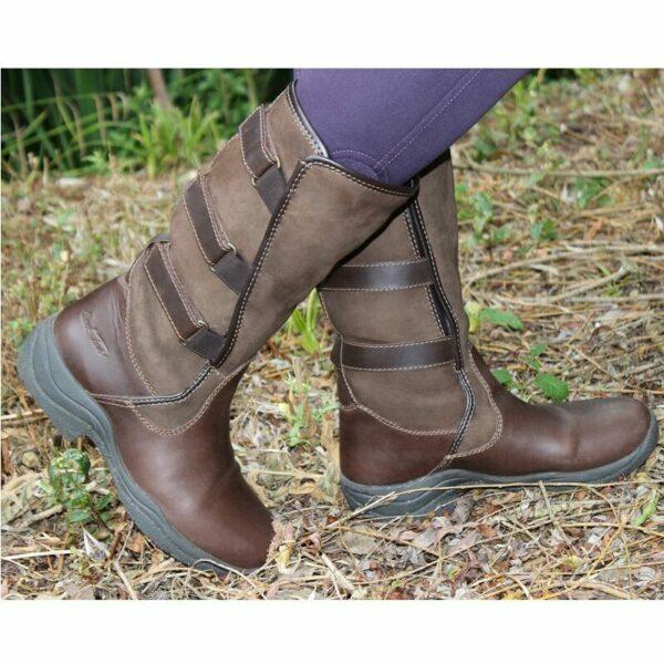 Mark Todd Adjustable Short Boots