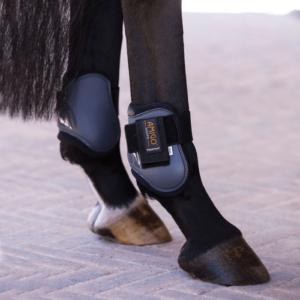 Amigo Tendon & Fetlock Boots black