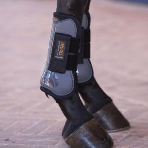 Amigo Tendon & Fetlock Boots gray