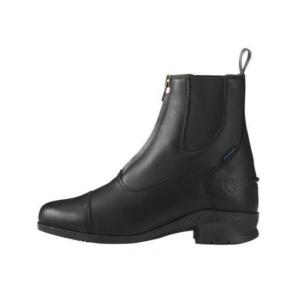 Ariat Women's Heritage IV Zip Paddock Boots in black side