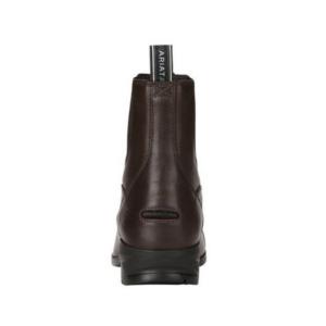 Ariat Women's Heritage IV Zip Paddock Boots in brown back