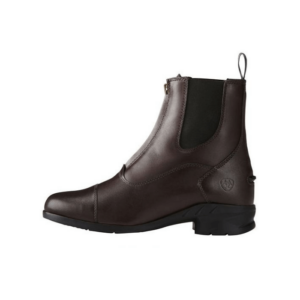 Ariat Women's Heritage IV Zip Paddock Boots in brown full side