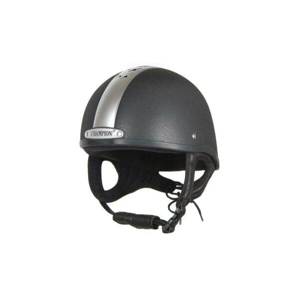 Champion Ventair Deluxe Children's Skull Helmet black front