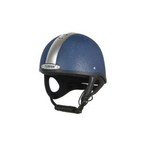 Champion Ventair Deluxe Children's Skull Helmet navy