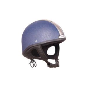 Champion Ventair Deluxe Children's Skull Helmet navy side