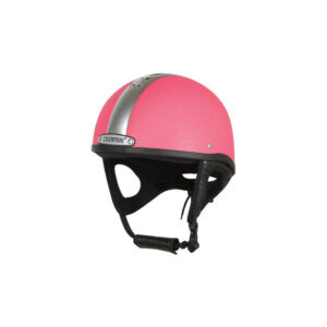 Champion Ventair Deluxe Children's Skull Helmet pink