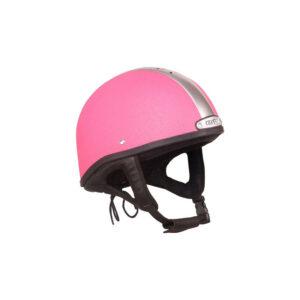 Champion Ventair Deluxe Children's Skull Helmet pink side