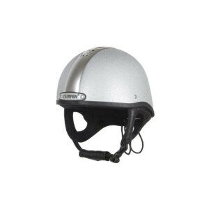 Champion Ventair Deluxe Children's Skull Helmet silver