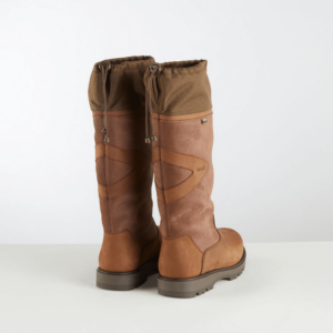 Columbus Country Boots - back