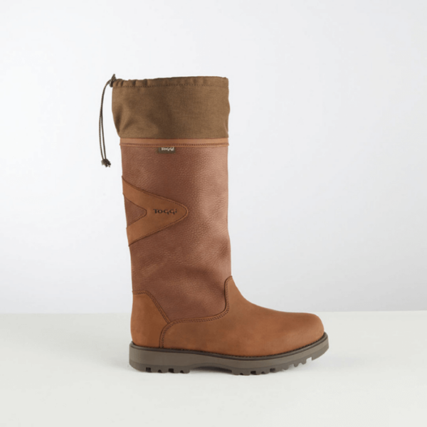 Columbus Country Boots - side