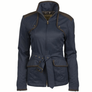 Dubarry Enright Ladies Belted Jacket navy