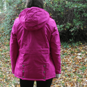 Dublin Adda Waterproof Jacket back