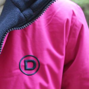 Dublin Adda Waterproof Jacket logo