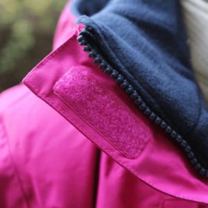Dublin Adda Waterproof Jacket velcro