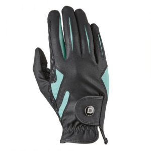 Dublin Cool-It Gel Riding Gloves torqiouse blue