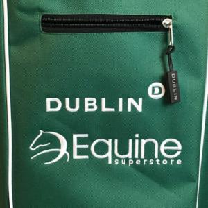 Dublin Exclusive Boot Bag details