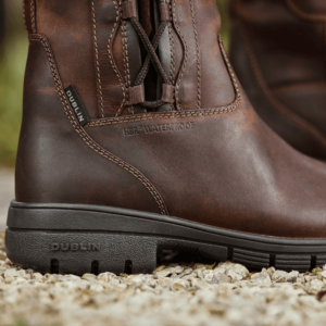 Dublin Full Grain Pinnacle Boots II logo