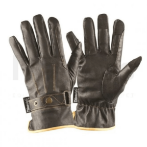 Dublin Leather Thinsulate Winter Riding Gloves brown
