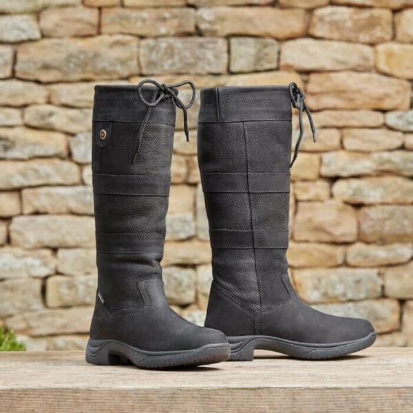 Dublin River Boots - Black