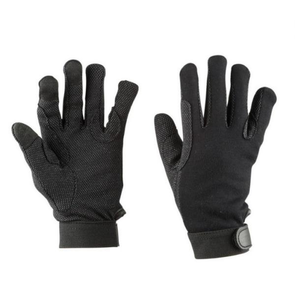 Dublin Winter Thinsulate Track Gloves black