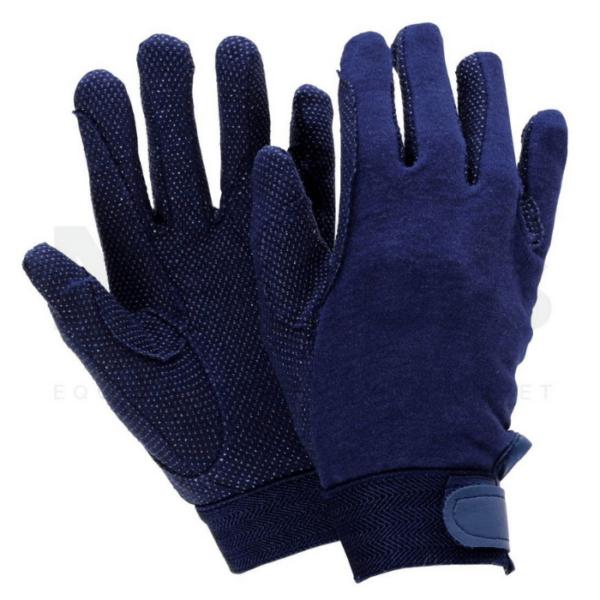 Dublin Winter Thinsulate Track Gloves navy