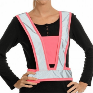 Equisafety Lightweight Body Harness pink