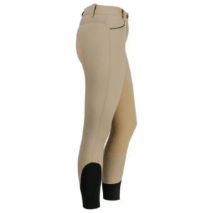 Horseware Ladies Full Seat Competition Breeches beige side