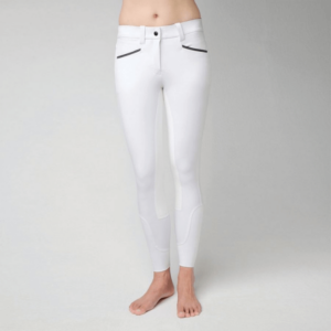 Horseware Ladies Full Seat Competition Breeches white