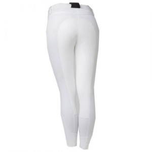 Horseware Ladies Full Seat Competition Breeches white back