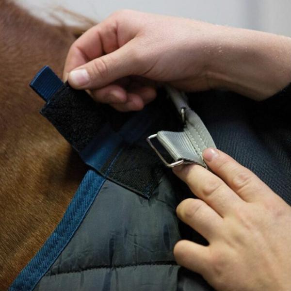 Horseware Liner 100g top lock velcro