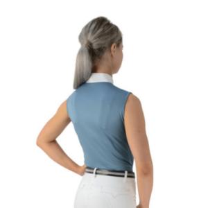 HyFashion Sophia Sleeveless Show Shirt back