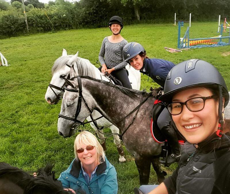 Featured Rider - Meet Josephine!