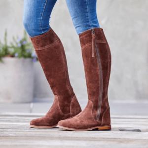 Kalmar SD Tall Boots - Chocolate
