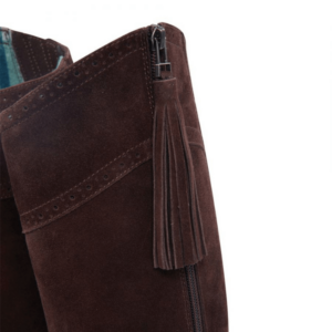 Kalmar SD Tall Boots - Chocolate - Top