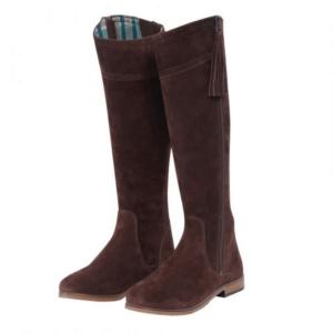 Kalmar SD Tall Boots - Chocolate - White Background