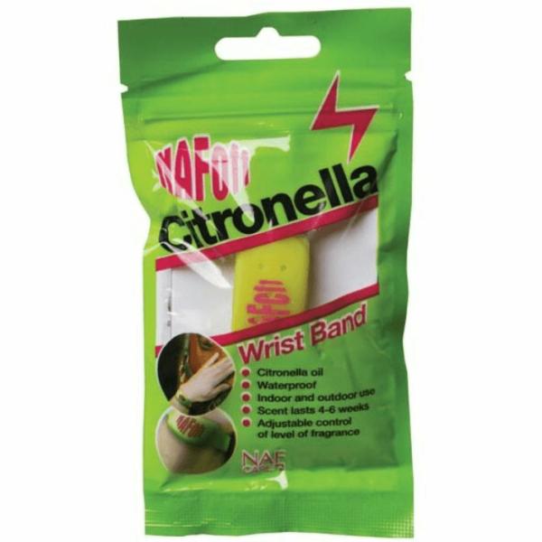 NAF Off Citronella Wrist Band