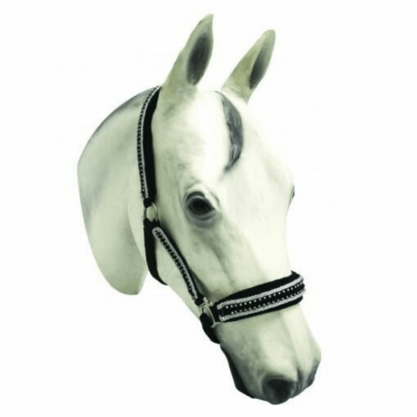 Rambo Diamante Headcollar pony
