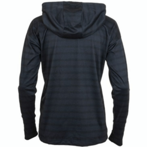Ryton Hooded Sweatshirt black back