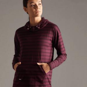 Ryton Hooded Sweatshirt front pockets