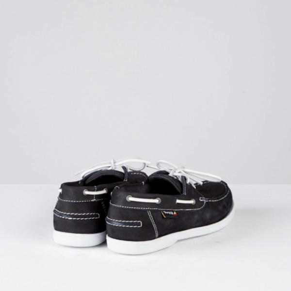 Toggi Capri Deck Shoe navy - back