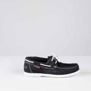 Toggi Capri Deck Shoe navy - side