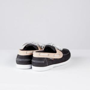 Toggi Capri Deck Shoe pink - back