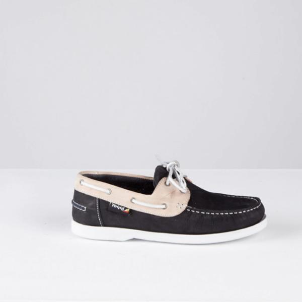 Toggi Capri Deck Shoe pink - side