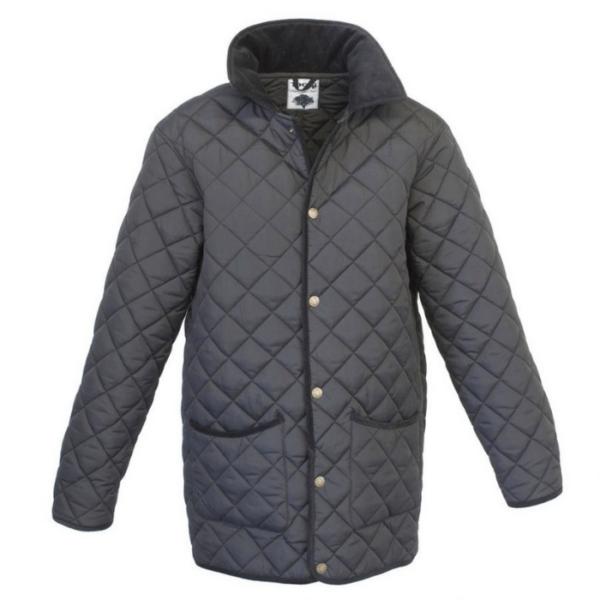 Toggi Kendal Men's Quilted Jacket black