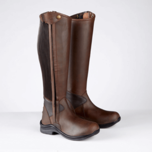 Toggi Quest Riding Boots brown side