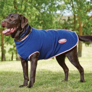 WeatherBeeta Fleece Zip Dog Rug