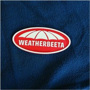 WeatherBeeta Fleece Zip Dog Rug logo