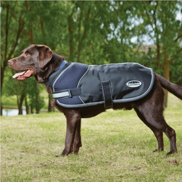 WeatherBeeta Parka 1680D Dog Rug side
