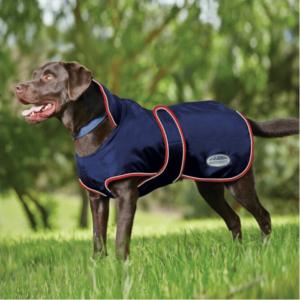 WeatherBeeta Windbreaker 420D with Belly Wrap Dog Rug
